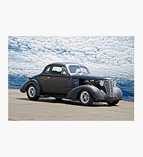 1938 Chevrolet Master Coupe Photographic Print