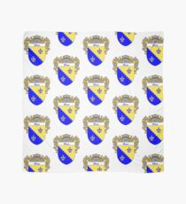 Shea Coat of Arms / Shea Family Crest Scarf