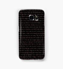 Cypher PT3 - BTS Samsung Galaxy Case/Skin