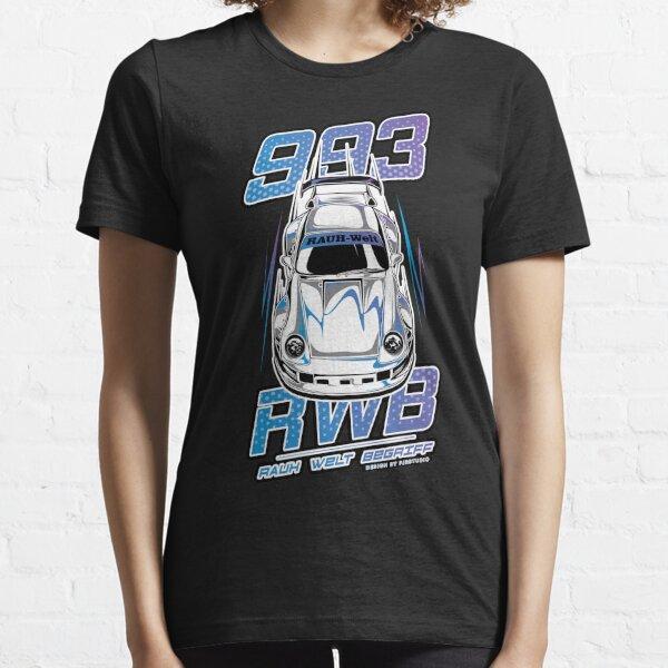 RWB 993 Anime (Blue) Essential T-Shirt