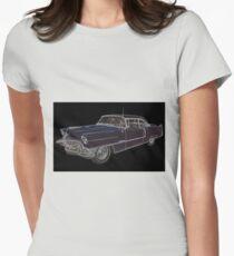 1950's Cadillac Eldorado Womens Fitted T-Shirt