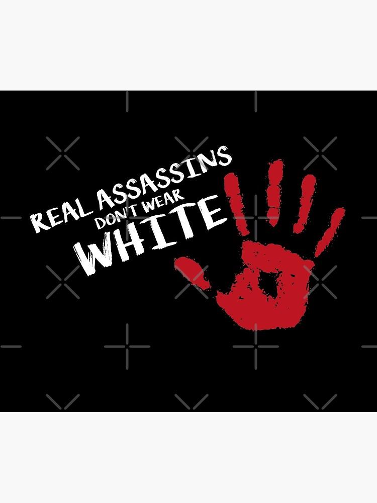 Real assassins by LabRatBiatch