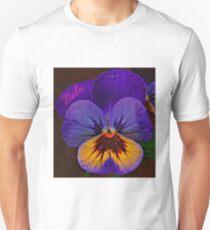 Viola Blue T-Shirt