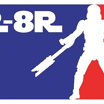 Loyal Trooper TR-8R Logo (major league colors) by Runesilver