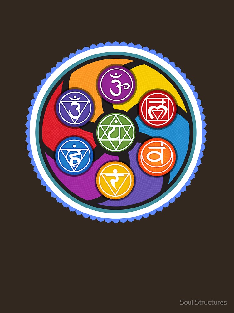 Chakra Circle by SoulStructures
