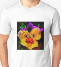 Viola Yellow T-Shirt