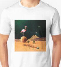 Mars Scape Unisex T-Shirt