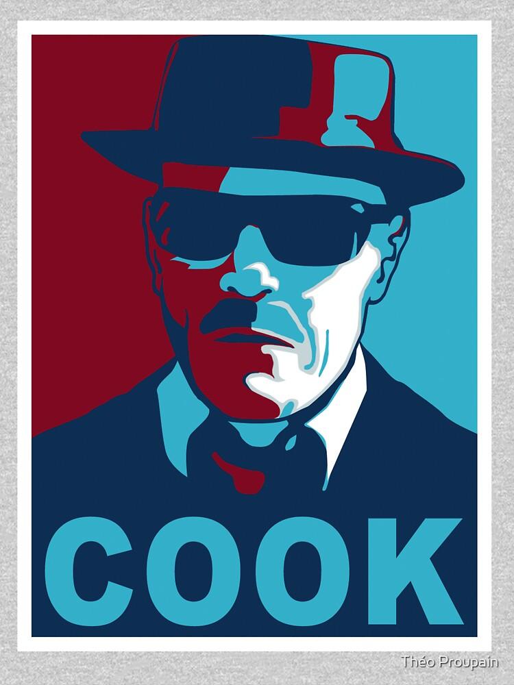 Heisenberg - COOK | Unisex T-Shirt