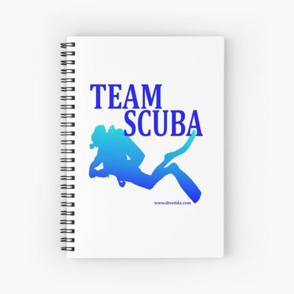 Team Scuba - ITDA Scuba Spiral Notebook
