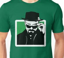 HEISENBERG, is watching you. Unisex T-Shirt