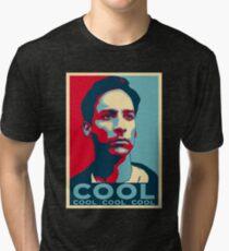 ABED NADIR COOL Tri-blend T-Shirt