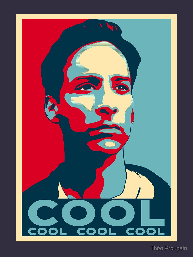 TShirtGifter presents: ABED NADIR COOL | Unisex T-Shirt