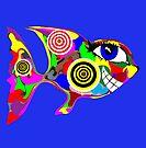 The Target Fish by Juhan Rodrik