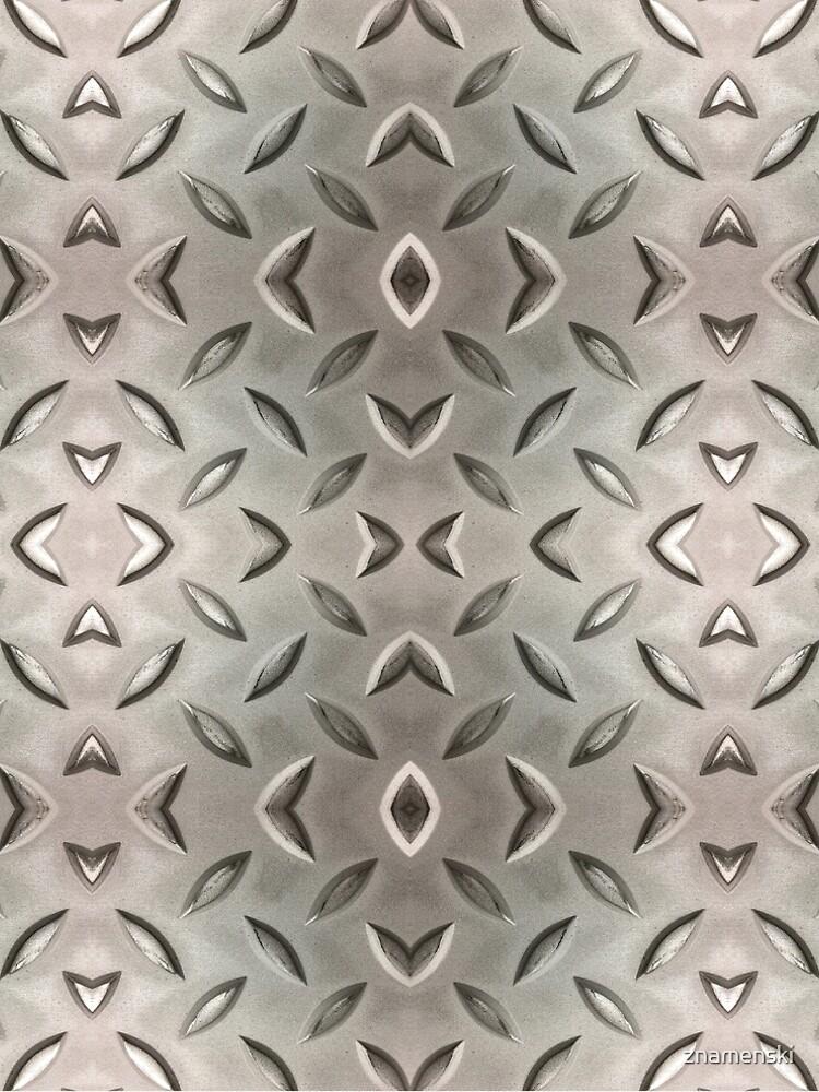 Stainless Steel Floor Plate by znamenski