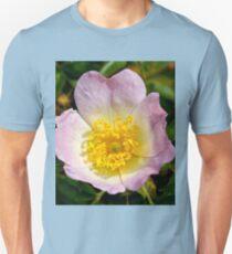 Dog Rose Unisex T-Shirt