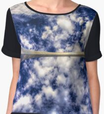 Gateway Arch - Looking Up Women's Chiffon Top