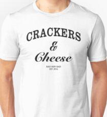 Crackers & Cheese Unisex T-Shirt