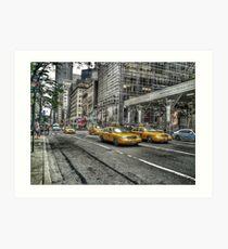 5th Avenue New York Art Print