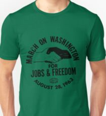 March on Washington for Jobs and Freedom Unisex T-Shirt