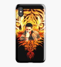 Jensen's eye of the tiger iPhone Case/Skin