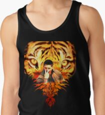 Jensen's eye of the tiger Men's Tank Top