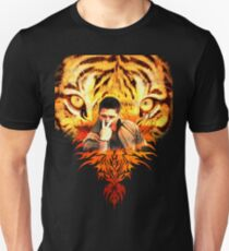 Jensen's eye of the tiger Unisex T-Shirt