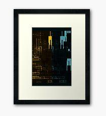 West Side Stories Framed Print