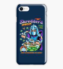 Shreddered Wheat iPhone Case/Skin