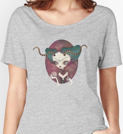 Arielle (Aries) ~ Zodiac Series Relaxed Fit T-Shirt