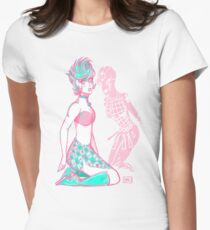 Trish Una and Spice Girl Womens Fitted T-Shirt