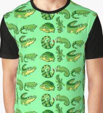 Reptiles Graphic T-Shirt