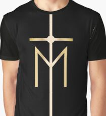 rebel heart - processional pole Graphic T-Shirt