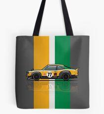 Mazda Savanna GT RX3 Racing Yoshimi Katayama (1975) Tote Bag