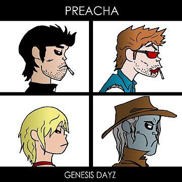 PREACHA by illproxy