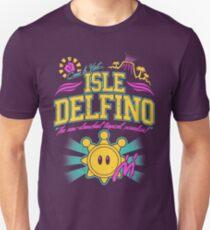 Camiseta ajustada Isle Delfino