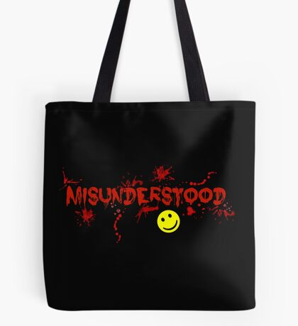 Misunderstood! Tote Bag