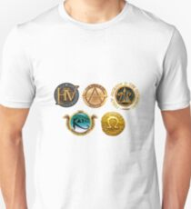 Rick Riordan Logo's Unisex T-Shirt