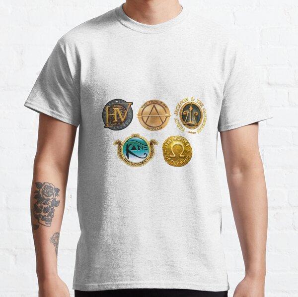 Rick Riordan Logo's Classic T-Shirt