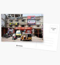 Nikon Service Centre Postcards