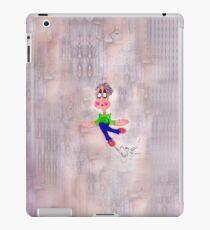 Cute Cartoon Pout iPad Case/Skin