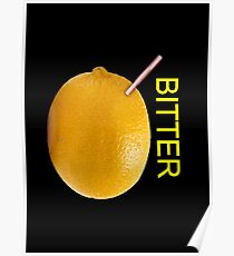 Bitter Poster