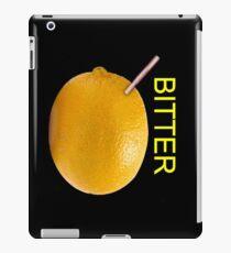 Bitter iPad Case/Skin