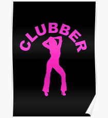 Clubber Poster