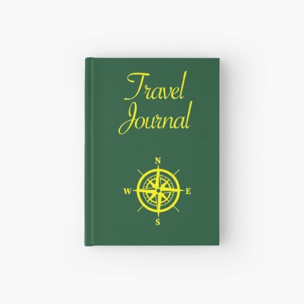 Travel Journal from Secret Life of Walter Mitty Hardcover Journal