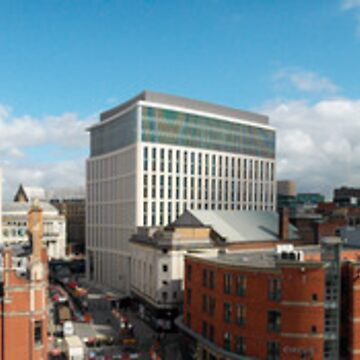 Manchester Rooftop Panorama by JoeForrest