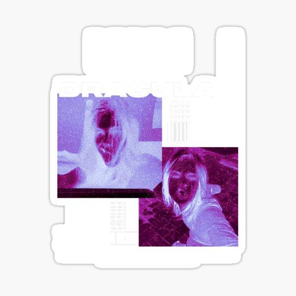 Kim dracula Sticker