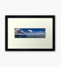Springbrook National Park, Queensland Australia Framed Print