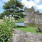 Beaumaris Castle by CreativeEm