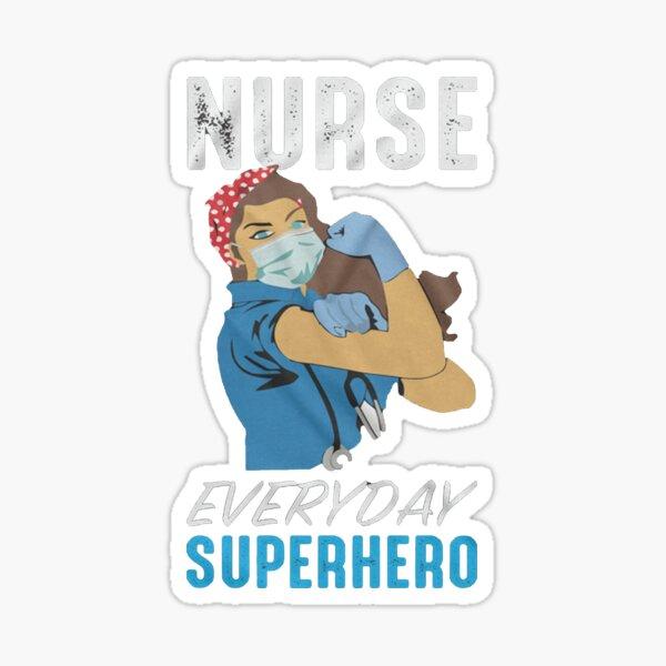 Professional Nurse's day Sticker