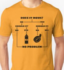 Does it Move? Unisex T-Shirt